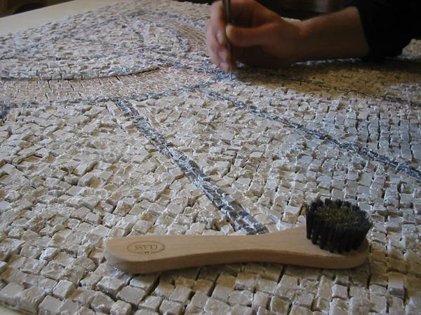 tecnica arte mosaico