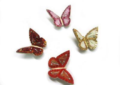 Farfalle grandi con calamita