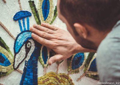 mosaicista work