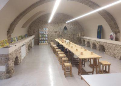 aula mosaico