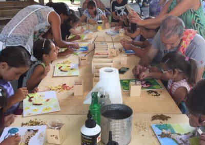workshop mosaico
