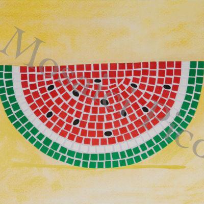 anguria mosaico