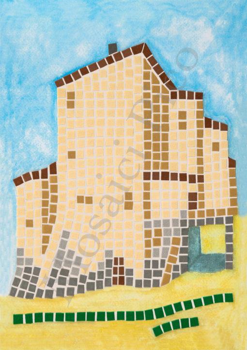 castello mosaico