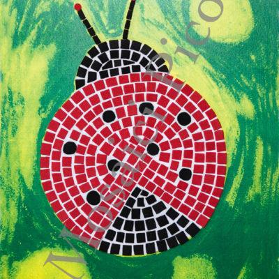 coccinella mosaico