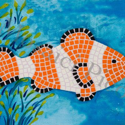 nemo mosaico
